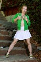 Горячие интим фотографии от студии AllOver30 с зрелой дамой [2014.01.21] Madison Young