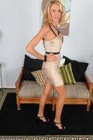 Красивые эротические фотокарточки от студии AllOver30 с зрелой женщиной [2014.01.30] Brynn Hunter
